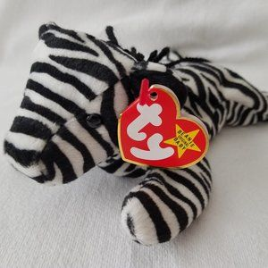 TY Ziggy The Zebra #4063 1995, VTG